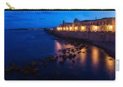 Syracuse Sicily Blue Hour - Ortygia Evening Mood Carry-all Pouch