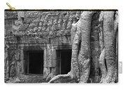 Ta Prohm Roots And Stone 02 Carry-all Pouch