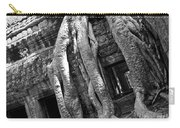 Ta Prohm Roots And Stone 03 Carry-all Pouch