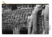 Ta Prohm Roots And Stone 05 Carry-all Pouch