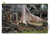 Ta Prohm Temple Ruins Carry-all Pouch