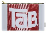 Tab Ode To Andy Warhol Carry-all Pouch by Tony Rubino