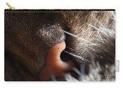 Tabby Cat's Nose Carry-all Pouch