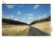 Tableland With Road Carry-all Pouch