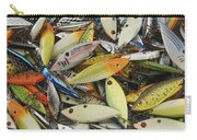 Tackle Box Tangle Carry-all Pouch by Jerry McElroy