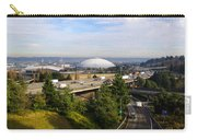 Tacoma Dome And Auto Museum Carry-all Pouch