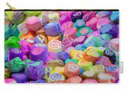 Taffy Candyland Carry-all Pouch