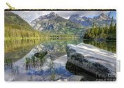 Taggart Lake  Grand Teton National Park Carry-all Pouch