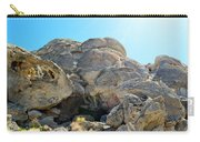 Tagged Rocks Carry-all Pouch
