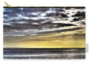 Big Clouds Over Tagus River Carry-all Pouch