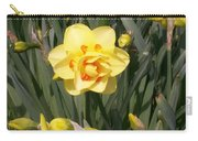 Tahiti Double Daffodil Carry-all Pouch