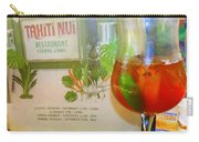 Tahiti Nui Carry-all Pouch