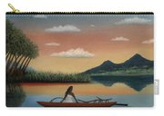 Tahitian Morning Carry-all Pouch
