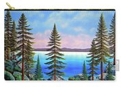 Tahoe Pines Carry-all Pouch