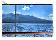 Tahoe Queen Lake Tahoe By Diana Sainz Carry-all Pouch