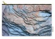 Tahoe Rock Formation Carry-all Pouch by Carol Groenen