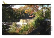 Tahquamenon Falls With My Iphone Carry-all Pouch