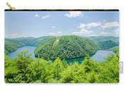 Tail Of The Dragon Scenic Road In Great Smoky Mountains Carry-all Pouch