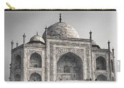 Taj Dressed In White Carry-all Pouch