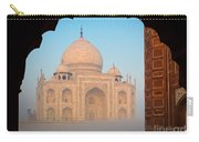 Taj Mahal Dawn Carry-all Pouch