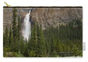 Takakkaw Falls Carry-all Pouch