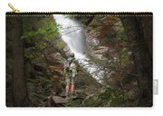 Take A Hike Carry-all Pouch by Bill Wakeley