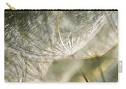 Take Me With You When You Go Carry-all Pouch by Jan Bickerton