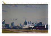 Take Off From London Carry-all Pouch