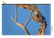 Taking Flight - Immature Bald Eagle Carry-all Pouch