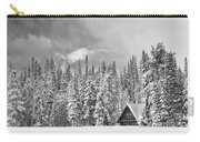 Taking Refuge - Grand Teton Carry-all Pouch by Sandra Bronstein