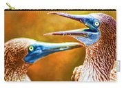 Talking Birds Carry-all Pouch