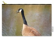 Talking Goose Carry-all Pouch