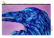 Talking Raven Carry-all Pouch