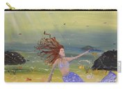 Talking To The Fishes Carry-all Pouch