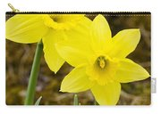 Tall Daffodils Carry-all Pouch