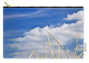 Tall Grass On Sand Dunes Carry-all Pouch by Elena Elisseeva