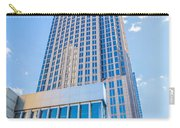 Tall Highrise Buildings In Uptown Charlotte Near Blumental Perfo Carry-all Pouch