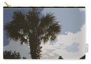 Tall Palm Carry-all Pouch