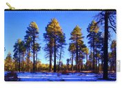 Tall Ponderosa Pine Carry-all Pouch