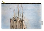 Tall Ship Denis Sullivan Carry-all Pouch
