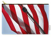 Tall Ship Flag Carry-all Pouch