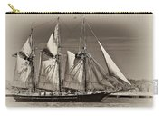 Tall Ship II Carry-all Pouch