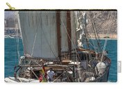 Tall Ship Isla Ebusitania  Carry-all Pouch