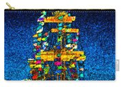 Tall Ship Jose Gasparilla Carry-all Pouch