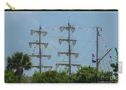 Tall Ship Mast Charleston  Carry-all Pouch