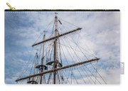 Tall Ship Masts Carry-all Pouch
