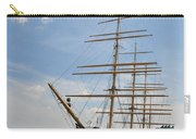 Tall Ship Mushulu At Penns Landing Carry-all Pouch