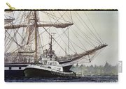 Tall Ship Pallada Tug Assist Carry-all Pouch