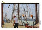 Tall Ship Sailor Duty Carry-all Pouch