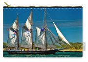 Tall Ship Carry-all Pouch